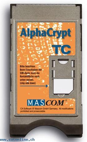 Alphacrypt TC