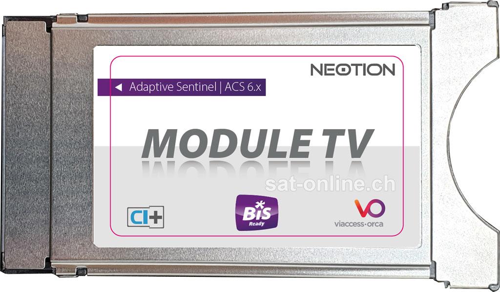BisTV Module, BisTV CI Modul